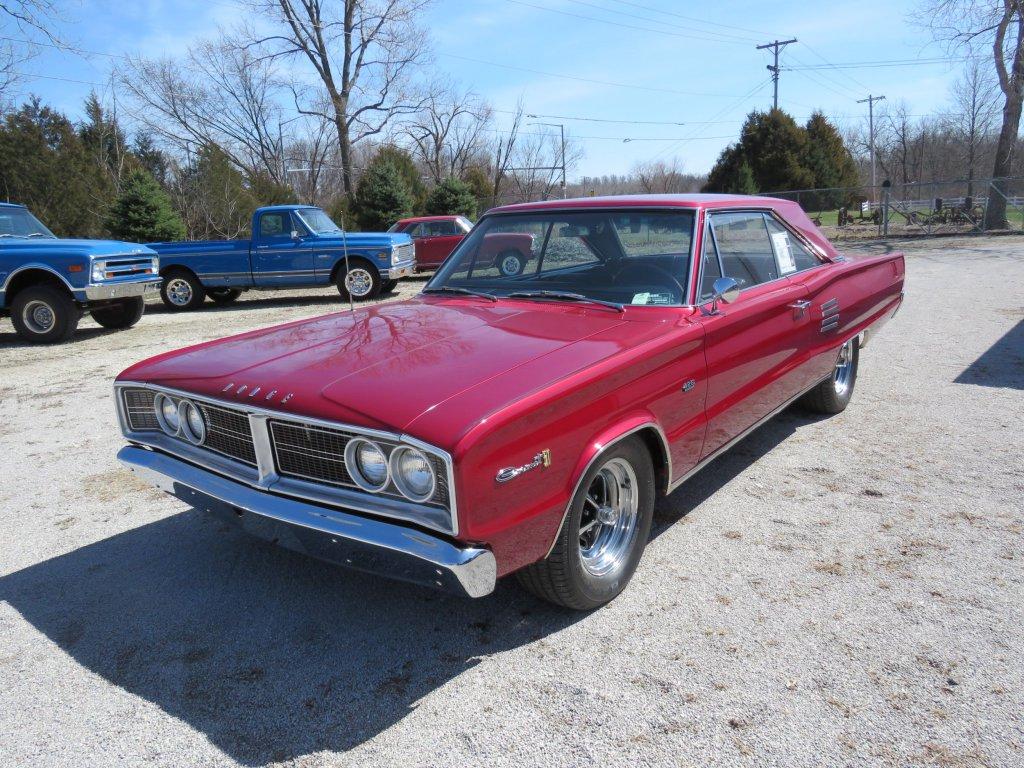 RARE 1966 Dodge Coronet 500 426 HEMI 2dr HT