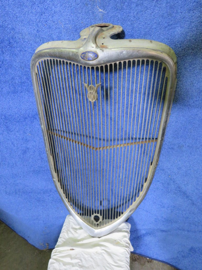 Original 1933 Ford Grill