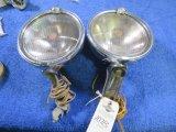 Vintage pair of Running Lights