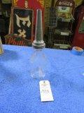 Mobil Oil Oil Bottle