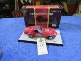 Chevrolet L88 Corvette #57 Dave Heinz 1/18th Scale Model