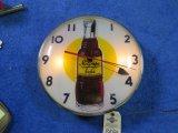 Vintage Nu-Grape Clock