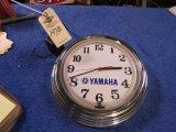 Yamaha Neon clock