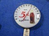 Reproduction Coca Cola Thermometer