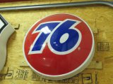 Phillips 76 SS Plastic Sign