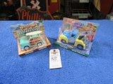 Chevron Toy Cars