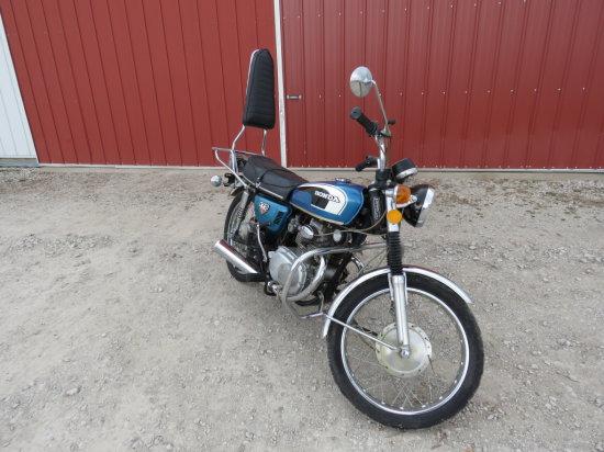 1973 Honda CB175 Motorcycle