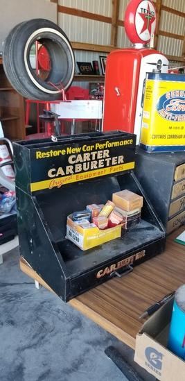 Carter Carburator Display