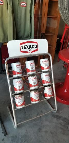 Texaaco can display