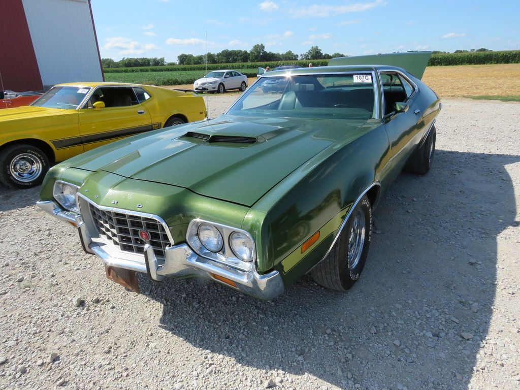 1972 Ford Torino GT Coupe
