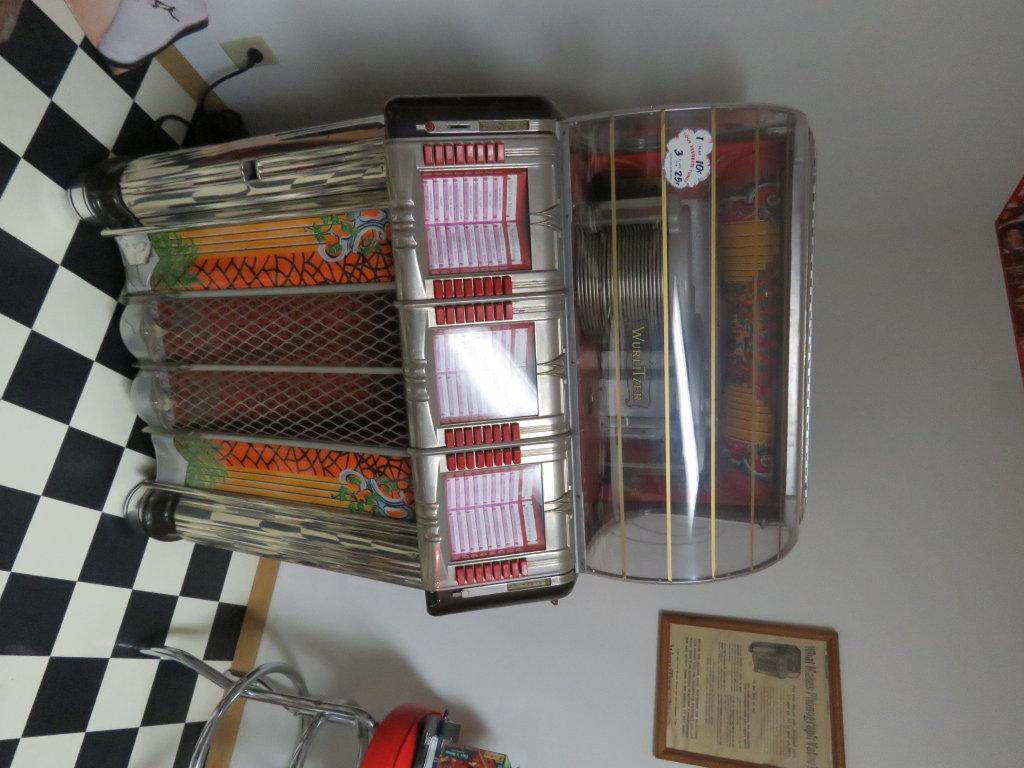 Wurlitzer Juke Box