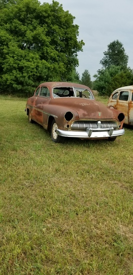 1949 Mercury 2dr Sedan