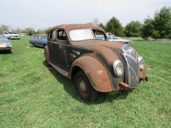 1936 DeSoto Air 4dr Sedan