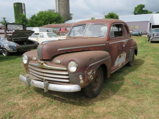 1946 Ford Coupe Ford for Rod or Restore