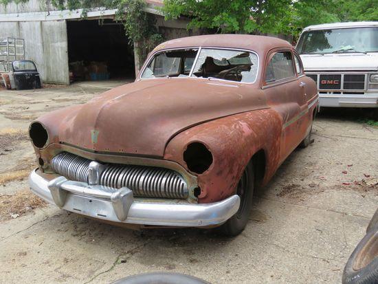 1949 Mercury 2dr Sedan