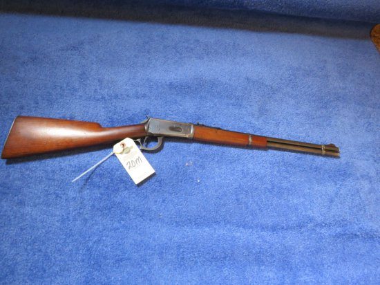 1941 Winchester Model 94 Lever Action .30 WCF  Rifle