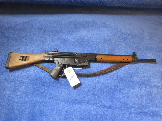 H-K Getme 308 CETME Sporter Semi-Automatic Rifle C34722