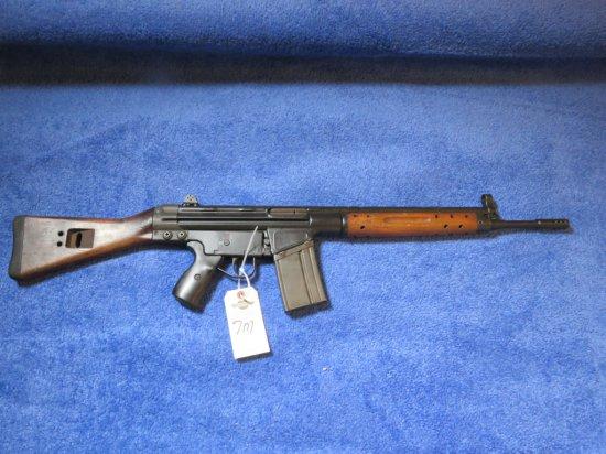 H-K Getme 308 CETME Sporter Semi-Automatic Rifle 27052