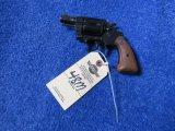 Colt Detective CTG .38 Special Handgun