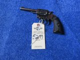 Colt Police Model .32 caliber 6 shot Revolver