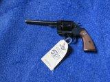 Colt Official Police .22 Revolver
