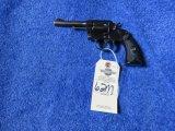 Colt Police Positive .38 Special 6 shot Revolver