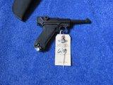 Resichert P08 Semi-Auto Handgun