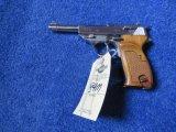P38 Semi-Auto Handgun