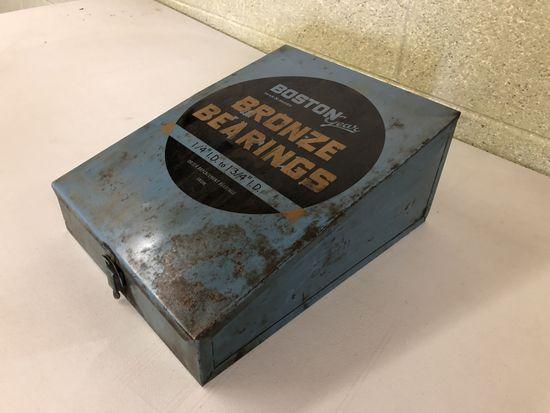 Boston Bronze Bearing in Mretal Box 10 3/4 X 14 3/4 x 6 inches