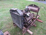 Ford Flathead V8 Power Unit