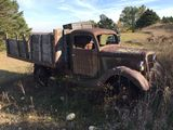 1933 Ford BB Truck Project