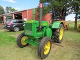 1936 John Deere D Tractor