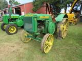 1927 John Deere D Tractor