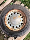 2 Graham Automobile Wheels