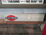 Blue Streak Advertising Light