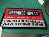 Reliance Advertising Signs