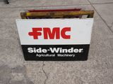FMC Ag Equipment Sign