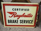 Certified Raybestos Brake Service DS Wall Flange