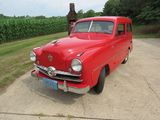 1951 Crosley Super 2dr Station wagon