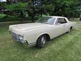 1967 Lincoln Continental 4dr Suicide Convertible