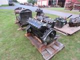 Lincoln V12 Motor
