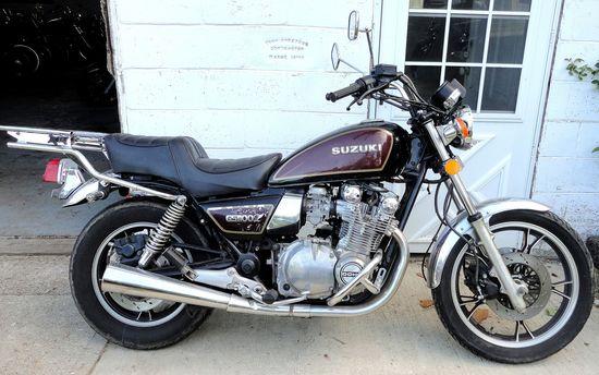 1982 GS1100