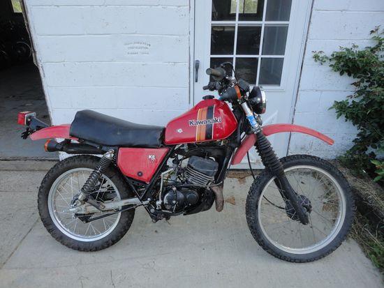 1979 Kawasaki KE175