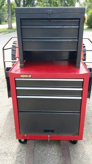 Three Toolboxes