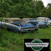 1959 Cadillacs& Rare Cars ONLINE ONLY!