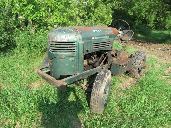 Worthington Mower Chief Lawn Tractor