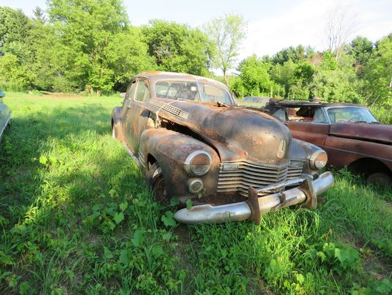 1941 Cadillac Fleetwood 4dr Sedan