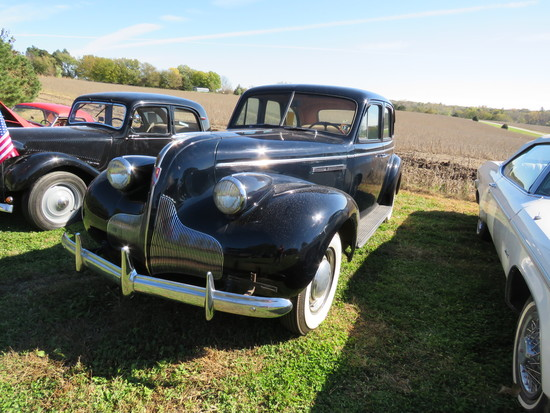 1939 Buick Special Series 40 4dr