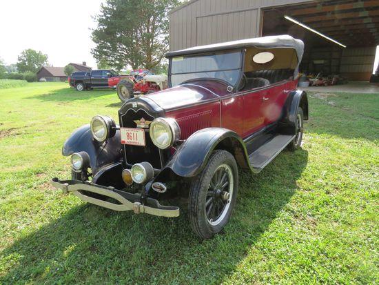 1924 Buick Roadster Series 24 Touring Car
