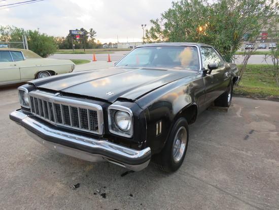 1975 Chevrolet Malibu Classic Coupe